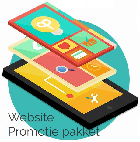 Website-promotie-pakket
